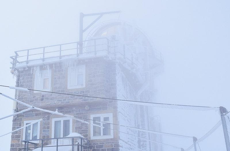 Jungfraujoch Tour Sphinx Observatory