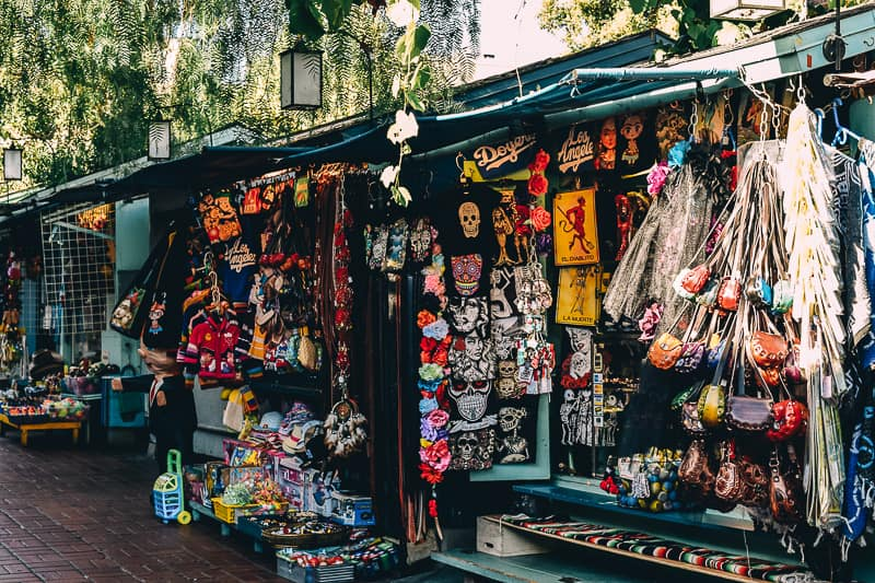Ultimate Guide to Los Angeles Olvera Street