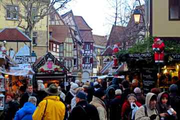 Colmar France shopping