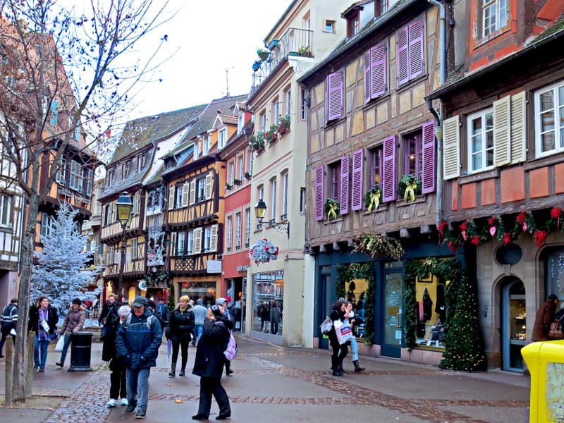 Colmar France things to do