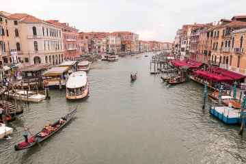 Grand Canal Venice Italy Things to do