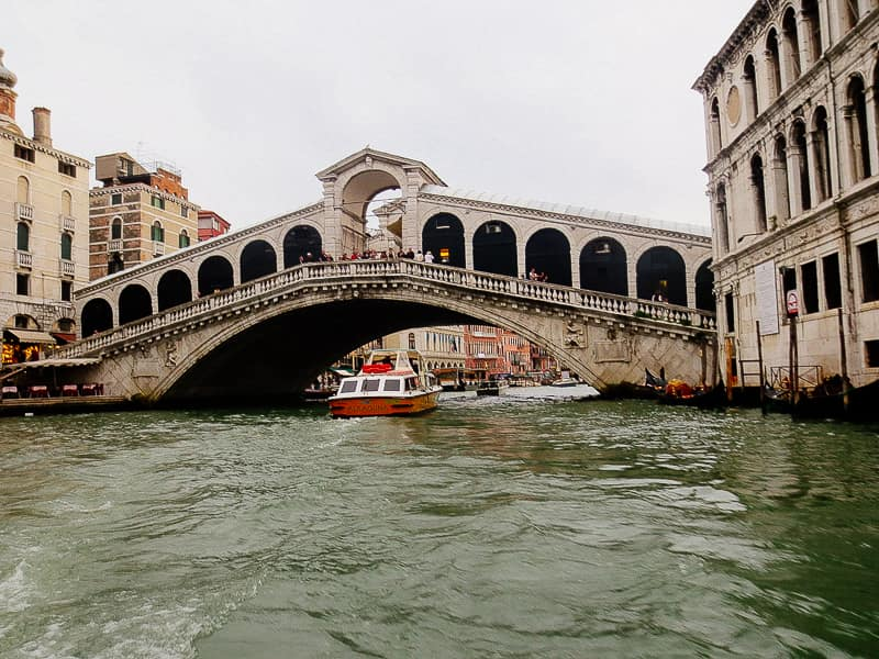 Rialto Bridge Venice Italy Things to do