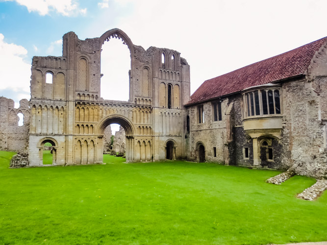 Castle Acre Priory Finding Beauty In Ruins Out Of Office