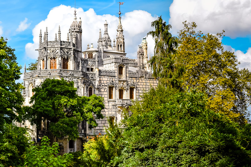 Quintada da Regaleira: Mystical Palace in the Forest