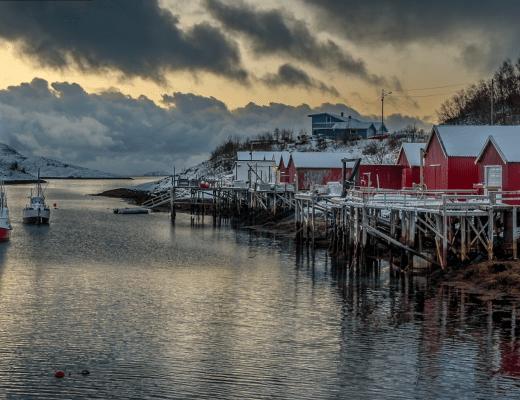 Workaway in Norvegia spedizione circolo polare artico