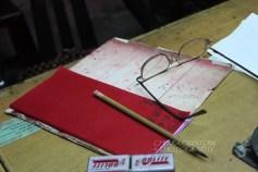The calligrapher's tools
