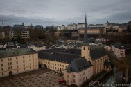 "Luxembourg ""Old City"" ""Ville Basse"""