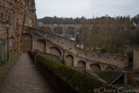 "Luxembourg ""Old City"" ""Ville Basse"" citadelle"