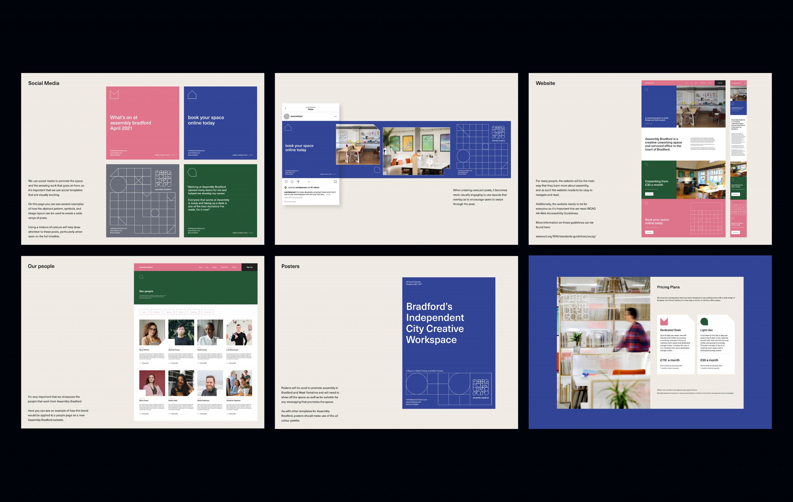 Assembly Bradford - Brand Guidelines