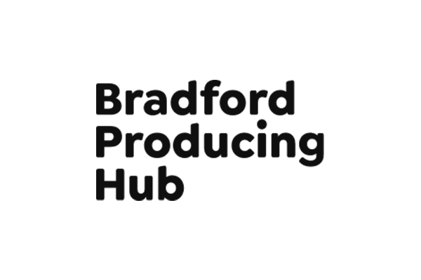Bradford Producing Hub Logo design