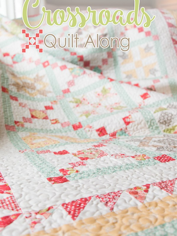 Crossroads Quilt-Along Intro │Out of the Blue Quilts