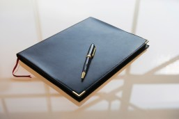 Leather Writing Pad