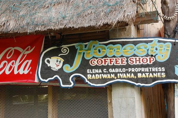Honesty Store in Ivana Batanes