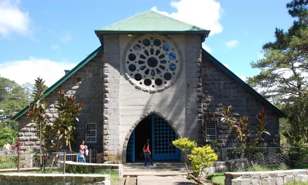Sagada Parish Church