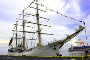Armada de la Republica de Colombia (ARC) Gloria in Manila