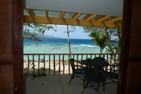 Room with a View in Sumilon Island