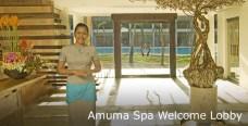 Amuma Spa Lobby - Photos from Amuma Spa Website (used with permission)
