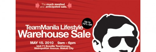 warehouse sale manila tshirts