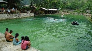 Hurom-Hurom Cold Springs in Nabas