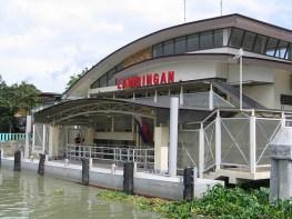 Lambingan Station Pasig River