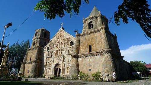 baroque church iloilo