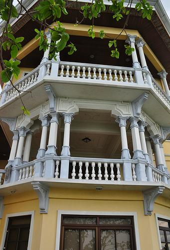 old houses in guimaras