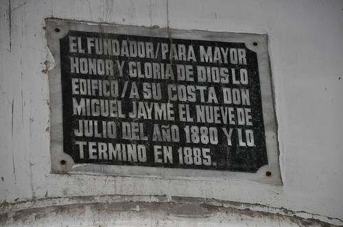 spanish marker
