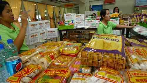 Iloilo Airport Pasalubong Shops