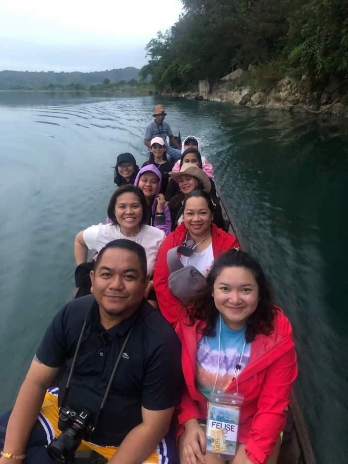 River Cruise at Pinacanauan River