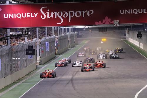 Singapore Grand Prix 2010