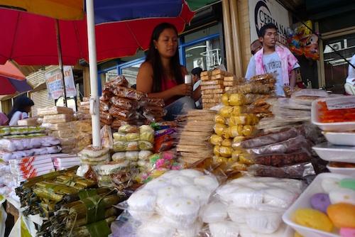Cebu Local Delicacies