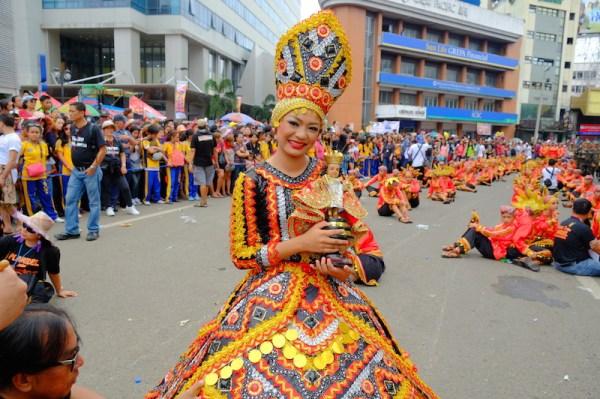 Cebu Sinulog Festival Photo by Melina Cubio