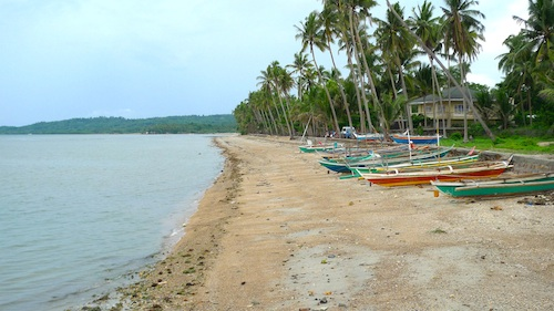 Beach in Guimaras