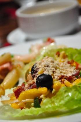 Best Vegetable Salad Ever