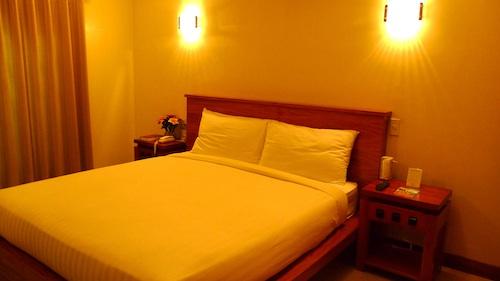 My Room at the Boracay Beach Club