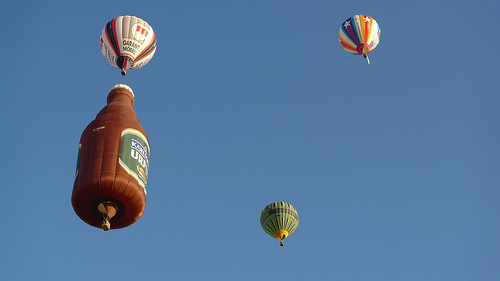 Hot Air Balloon Fiesta in Pampanga