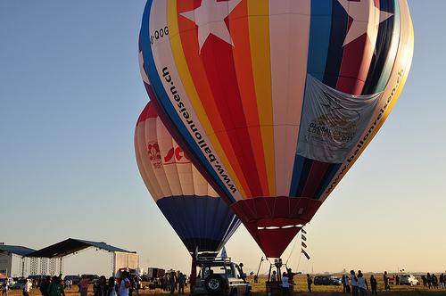 International Hot Air Balloon Festival