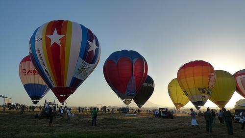 Hot Air Balloon Fiesta 2011