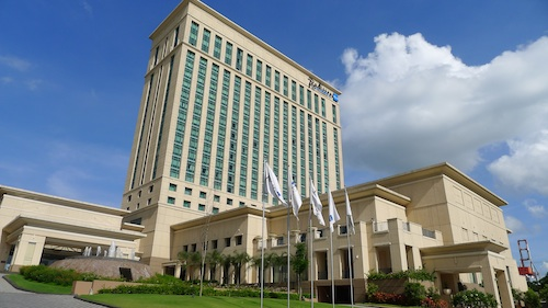 Radisson Blu Hotel in Cebu