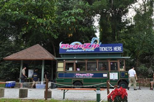 Megazip Adventure Park Tickets