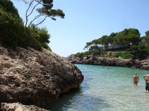 Cala de Mallorca Cove