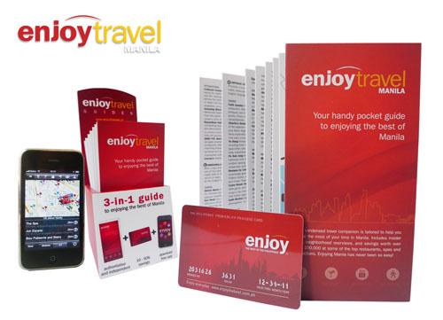 Enjoy Travel Manila Guidebook