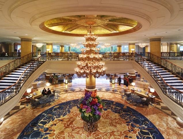 Shangri-la Hotel Manila Philippines best hotels