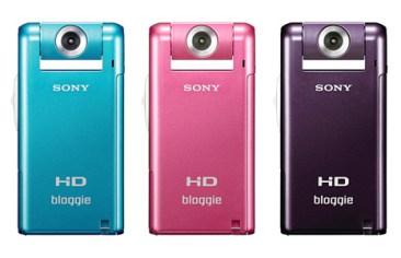 Sony Bloggie Camcorders