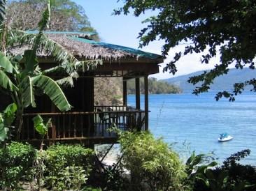 A Quiet Resort in Puerto Galera
