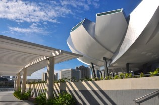 ArtScience Museum at Marina Bay Sands