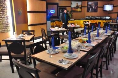 Eurotel Baguio Restaurant