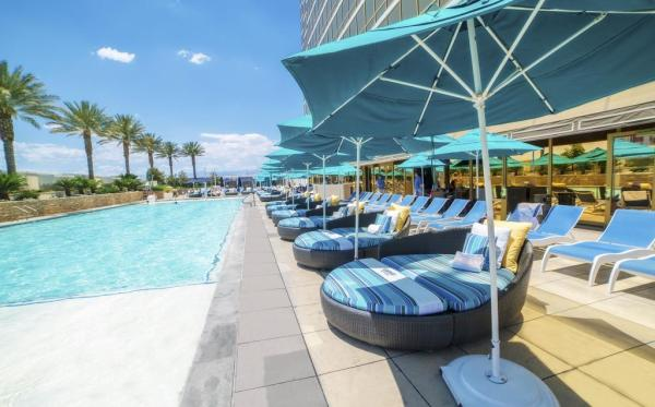 Planet Hollywood Hotel and Casino Pool