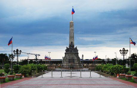 Rizal Monument in Rizal Park