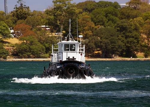 Sydney Ferries Ebroh